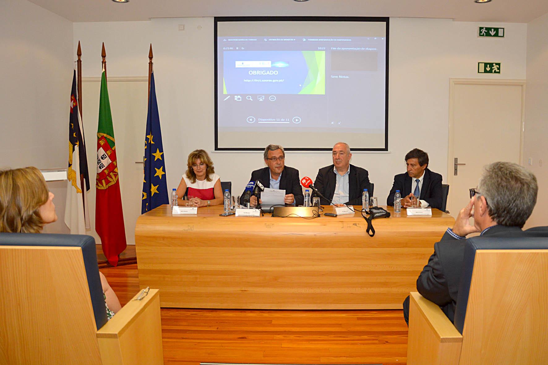Projeto FORWARD pretende contribuir para atrair mais financiamento para Ciência e Inovação nos Açores