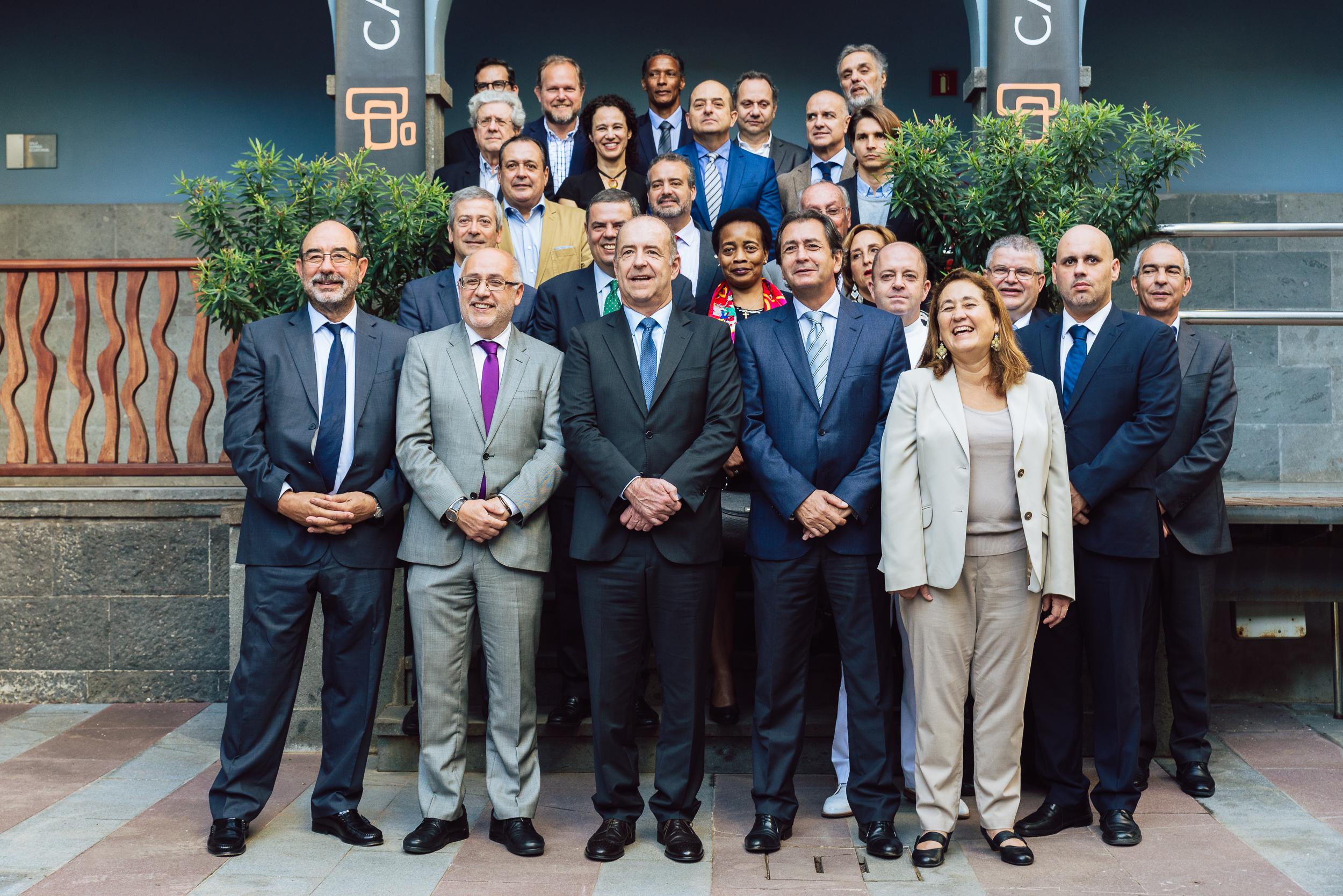 Assinatura do Acordo de Aliança Marinho-Marítima Macaronésica no âmbito Jornadas de Crescimento Azul na Economia do Atlântico Central