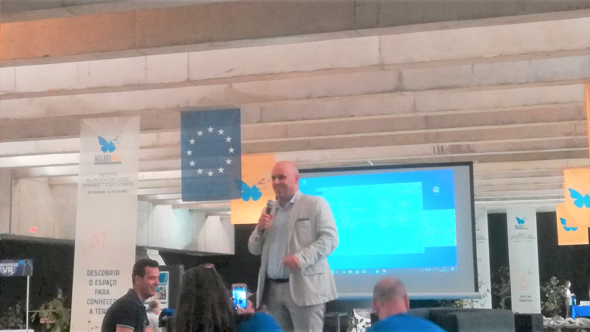 Governo dos Açores quer estender Noite Europeia dos Investigadores a todo o arquipélago