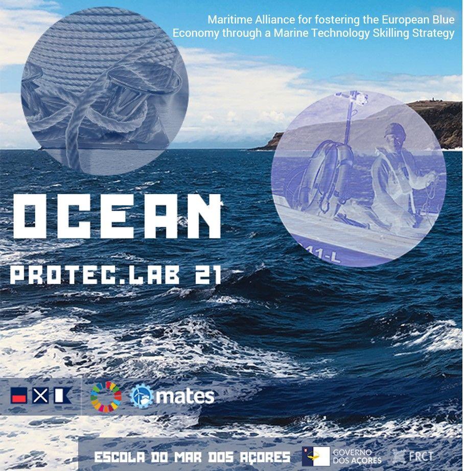 """Ocean ProTec.Lab – Exposição """"Profissões do Mar dos Açores"""" na ALRAA"""