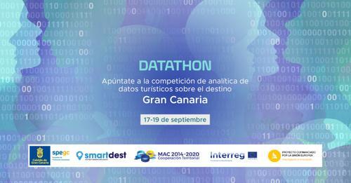 O projeto SmartDest lança o concurso DATATHON para promover soluções inovadoras nas áreas do Turismo e Big Data